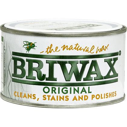 Briwax Original Wax Polish Clear 400ml