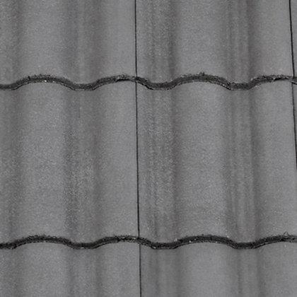 Redland Regent Concrete Tile 418mm x 332mm Slate Grey