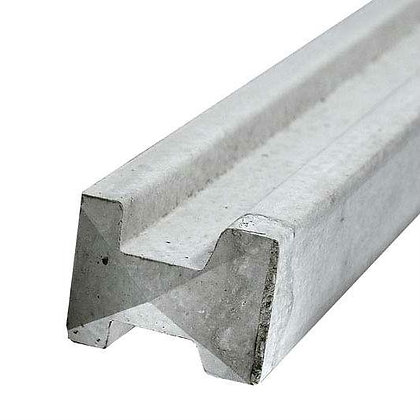 Slotted Concrete Fence Post 2700mm