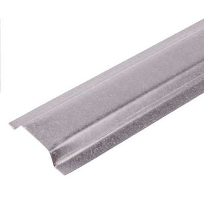 "Single Metal Capping 1"" x 2mtr"