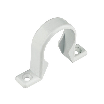 Pushfit Waste Pipe Clip White 32mm