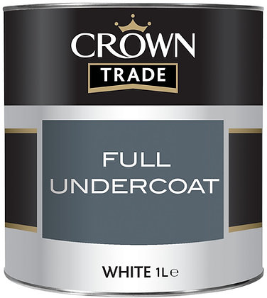 Crown Trade Full Undercoat Dark Grey 2.5L