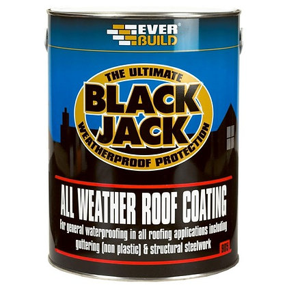 Everbuild All Weather Roof Coating 5L