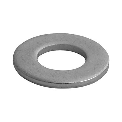 BZP Steel Washers M6