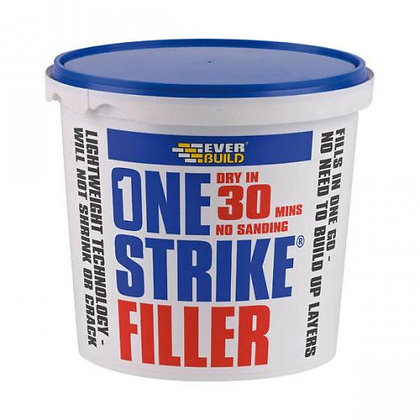 One Strike Ready Mixed Filler 1 litre