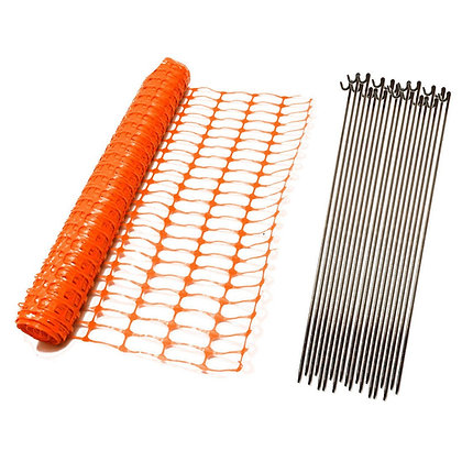 Barrier Fencing Pin