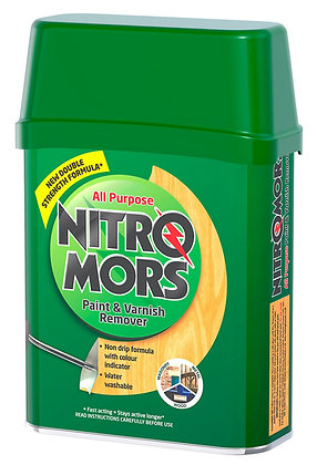Nitromors All Purpose Paint and Varnish Remover 750ml Green