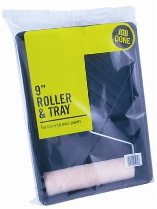 """Roller and Tray Set 9"""""""