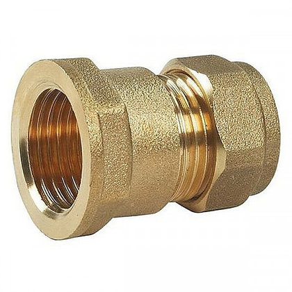 Compression Fit Female Adaptor 15mm x 1/2""