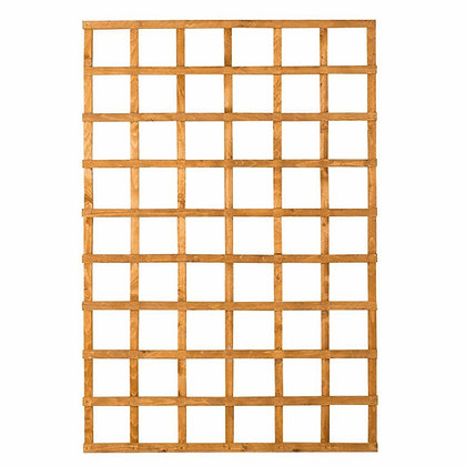 Wooden Treated Trellis Panel 915mm x 1829mm