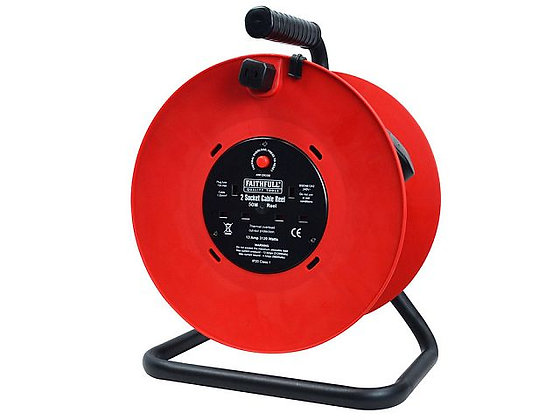 Cable Extension Reel 240V 50m