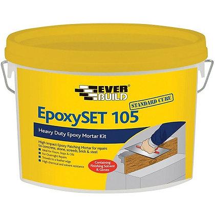 Everbuild 105 EpoxySET Standard Patching Mortar 4kg
