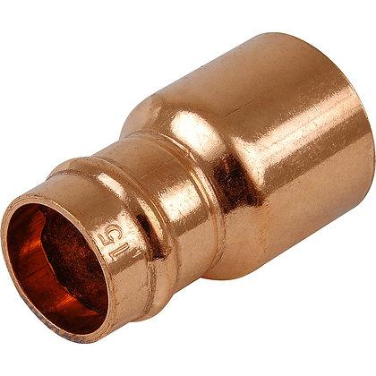Solder Ring Fitting Reducer 28mm x 15mm