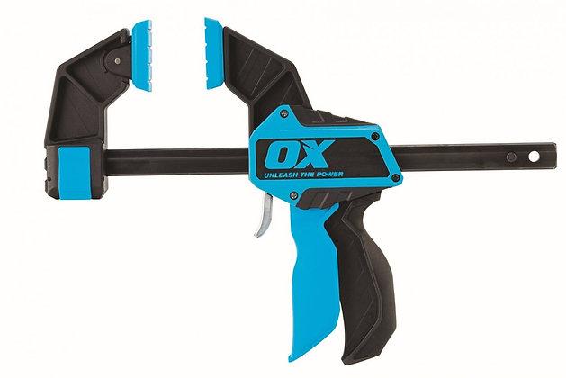 Ox Pro Heavy Duty Bar Clamp 300mm