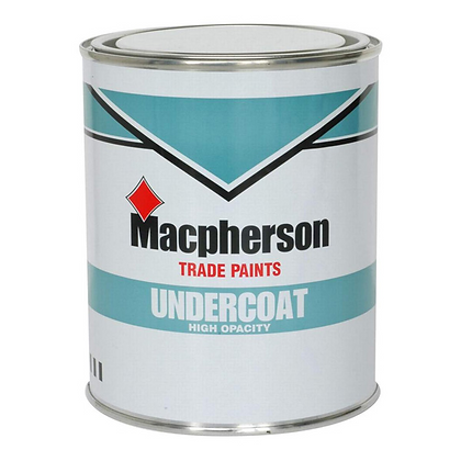 Macpherson Full Undercoat White 1L