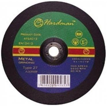 Metal Grinding Disc 115mm x 6.0mm