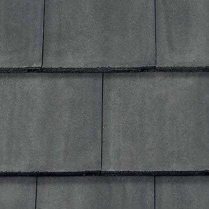Redland Stonewold II Concrete Tile 430mm x 380mm Slate Grey
