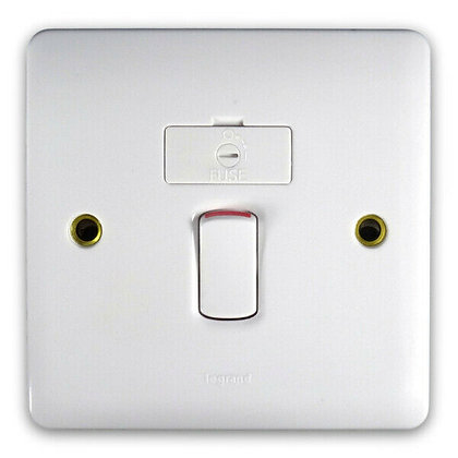 Legrand Synergy DP Switched Spur Fused 13a 730034