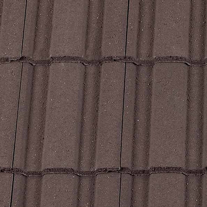 Redland Renown Concrete Tile 418mm x 330mm Brown