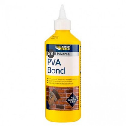 Everbuild 501 PVA Bond 1 litre