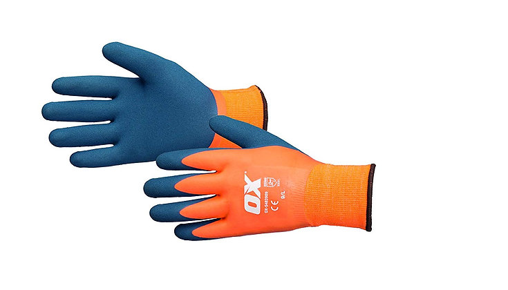 Ox Thermal Grip Gloves XL