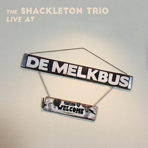 DIGITAL DOWNLOAD: Live At De Melkbus