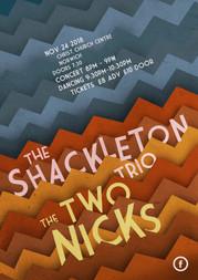 Two Nicks Shackleton