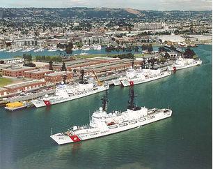 Coast Guard Island