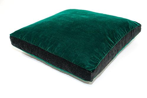 Night green Box velvet