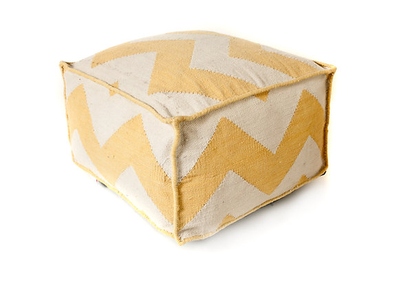Sun ziggy outdoor Pouf