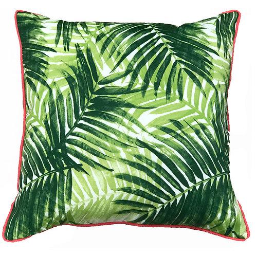 Mia Print Outdoor Throw Pillow