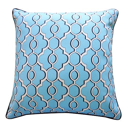 Viceroy Print Outdoor Throw Pillow