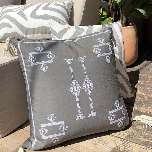 Cactus Outdoor Throw Pillow