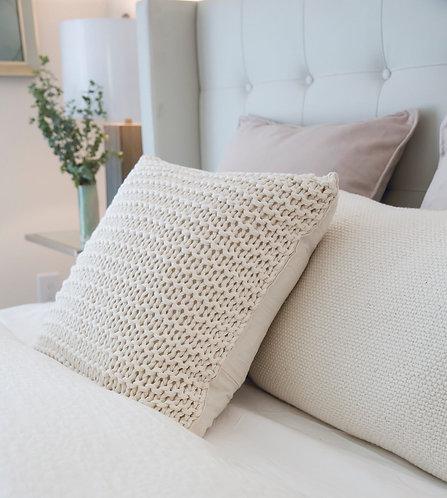 Telar Knit Throw Pillow