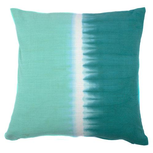 Ombre Cotton Throw Pillow