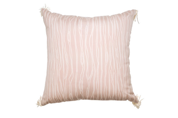 Nude Trunk Outdoor Pillow