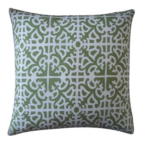 Malibu Print Outdoor Throw Pillow