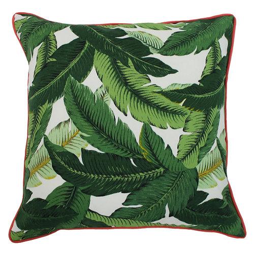 Havana Print Outdoor Throw Pillow
