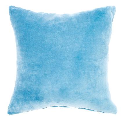 Ice blue velvet