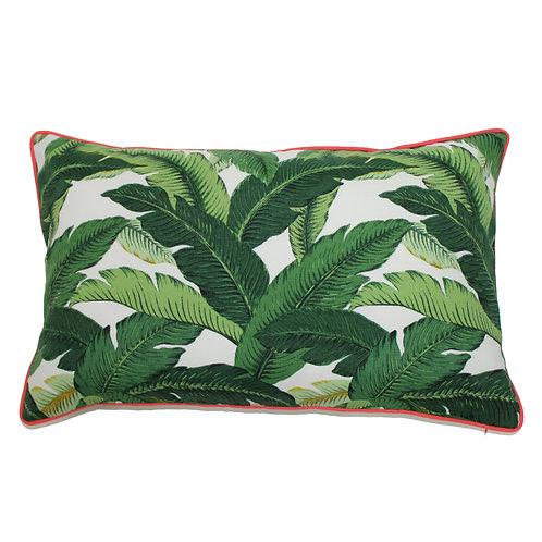 Havana Print Outdoor Lumbar Pillow