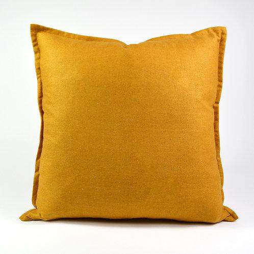 Classic Silk Throw Pillow