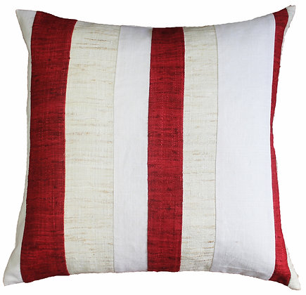 Red Belgian Linen