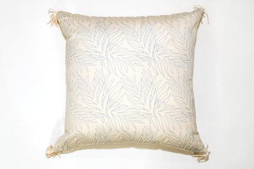 Ikal Blue Outdoor Pillow