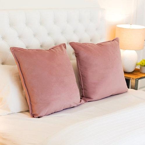 Classic Velvet Throw Pillow