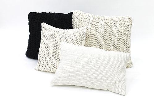 Telar Knit Lumbar Pillow