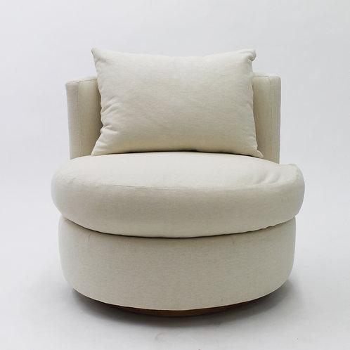 Oval Sofa · 1 Seat
