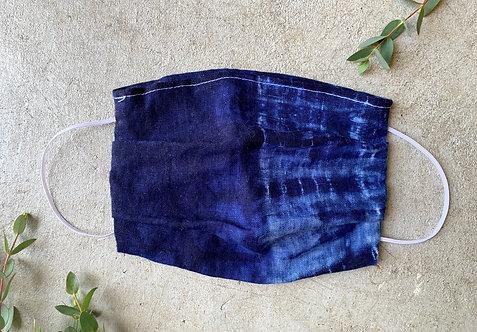 GAIA MASK Blue Tie Dye