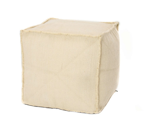 Diamond Outdoor Pouf