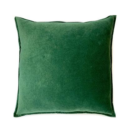 Dyed Velvet Green 20x20