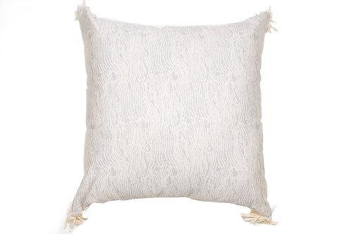 Cream Grain Outdoor Pillow